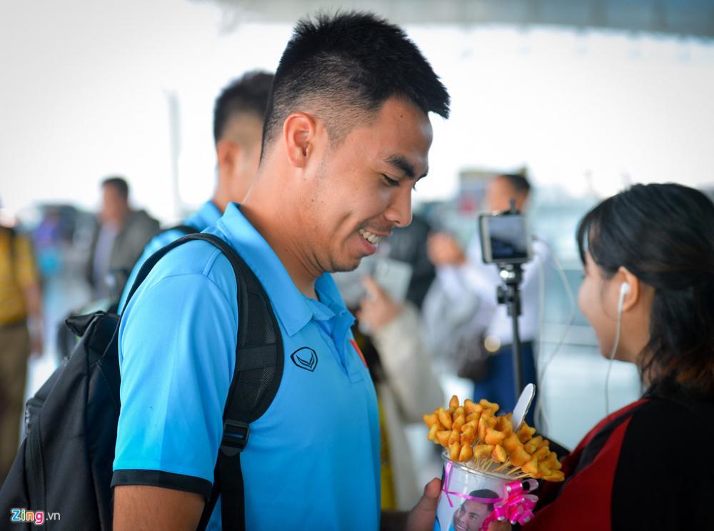 iền vệ CLB Hà Nội thường được các fan gọi là