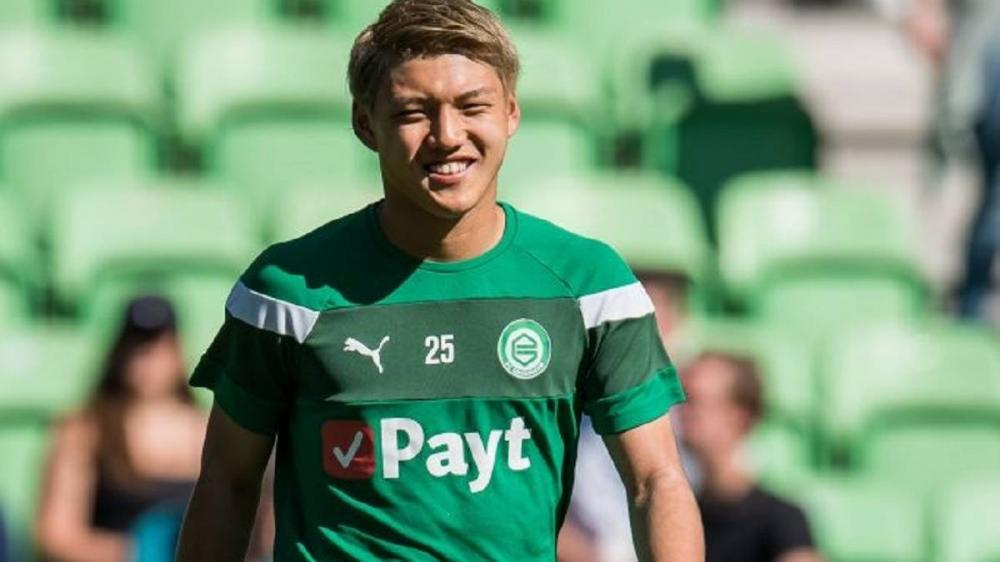 Ritsu Doan được xem là hiện tại lẫn tương lai của bóng đá Nhật Bản.