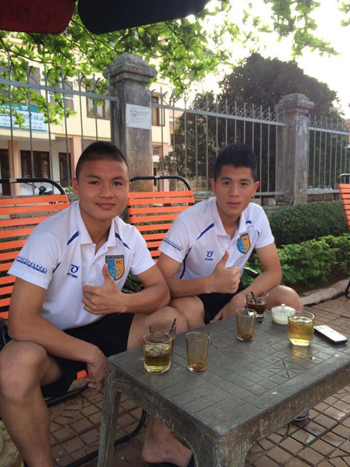 Họ đã cùng nhau trưởng thành và giờ đều là trụ cột ở CLB lẫn cấp đội tuyển quốc gia