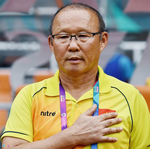Ông Park dùng một phần lớn tiền thưởng của mình để làm từ thiện và sự nghiệp phát triển bóng đá Việt Nam