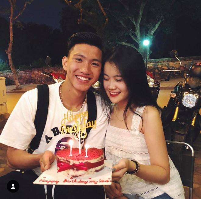 Bạn gái Nguyễn Hoàng Anh cùng tuổi của em út tuyển Việt Nam - Đoàn Văn Hậu được nhận xét là có
