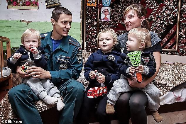 Đây là vụ cháy thứ 2 gia đình chị Natalia gặp phải chỉ trong vòng 1 năm nay.