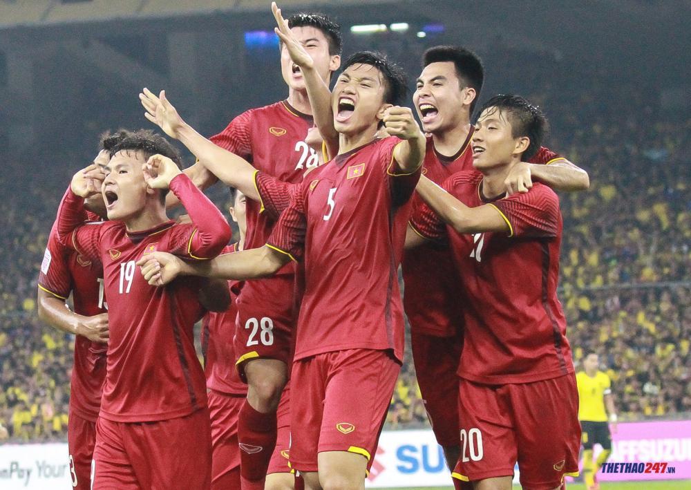 Việt Nam kết thúc năm 2018 bằng chuỗi 19 trận bất bại