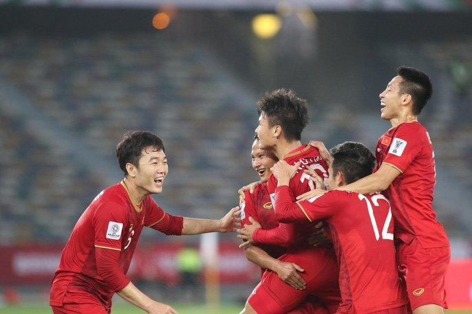Việt Nam đã có một trận đấu vượt quá sự mong đợi, dù không nhận được kết quả như ý.