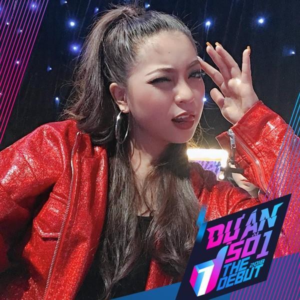 Nhật Lê mới tham gia chương trình The Debut.