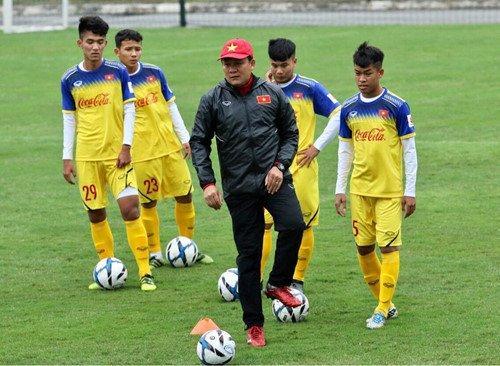 U22 Việt Nam mượn 3 tuyển thủ Quốc gia tham dự U22 Đông Nam Á. Ảnh: Thethao24/7