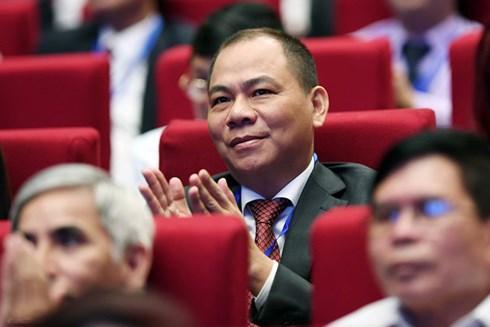 Sự trồi sụt của cổ phiếu HPG, VJC, ROS khiến ông Phạm Nhật Vượng trở nên