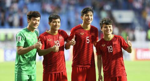 Những gương mặt rất sáng cho tương lai bóng đá Việt Nam