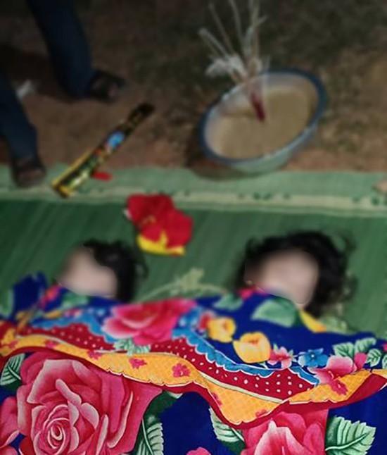 Các nạn nhân được bàn giao cho gia đình tổ chức mai táng.