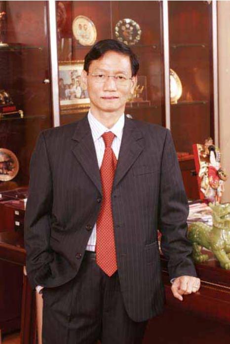 Ông Vũ Văn Tiền cách đây hơn một thập kỷ
