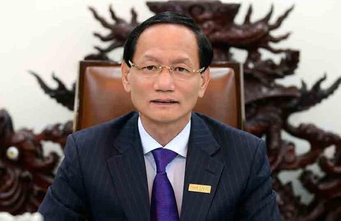 Doanh nhân tuổi Hợi Vũ Văn Tiền - người sáng lập ABBank