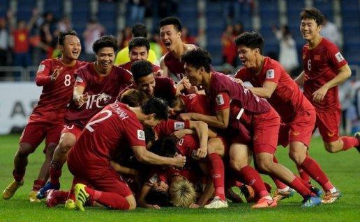 ĐT Việt Nam chỉ chịu thua á quân Nhật Bản ở tứ kết.