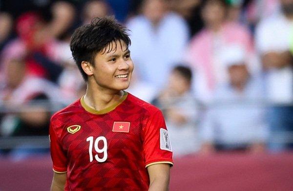 Quang Hải đã có một năm thi đấu thăng hoa trong màu áo các ĐTQG.