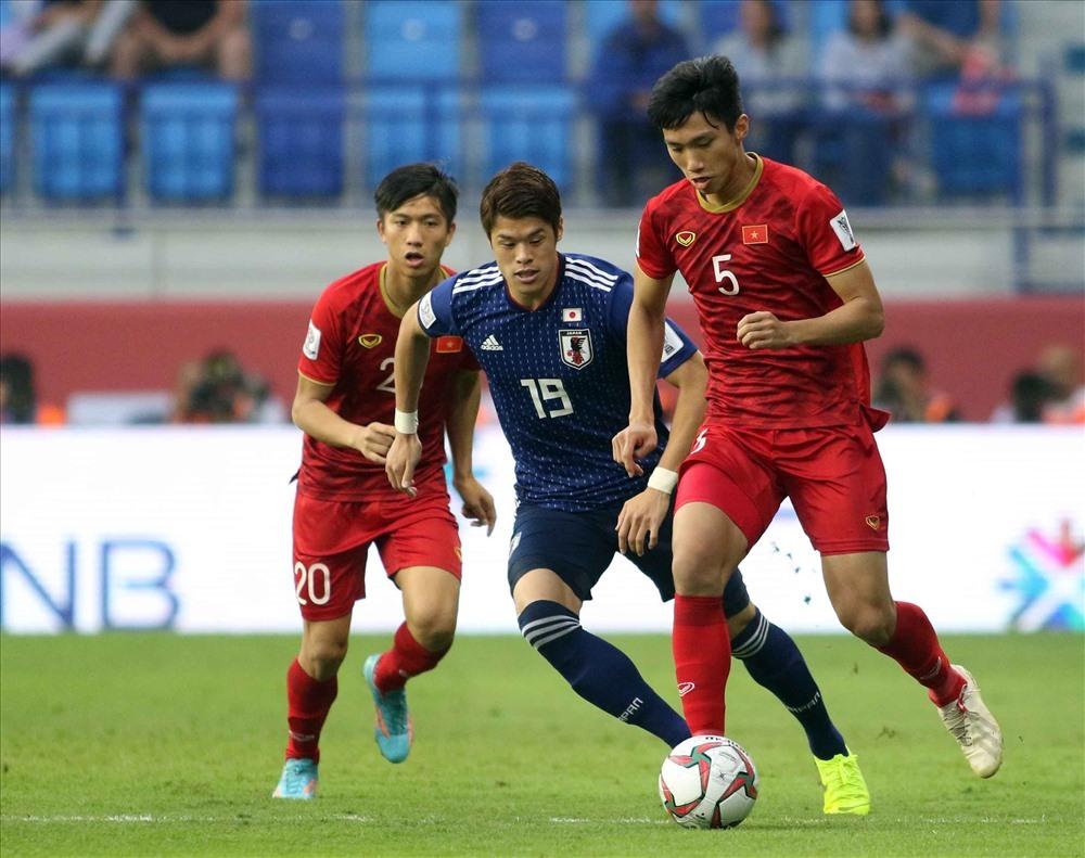 Đoàn Văn Hậu chơi bóng đẳng cấp châu lục trận gặp Nhật Bản, ở tứ kết Asian Cup 2019