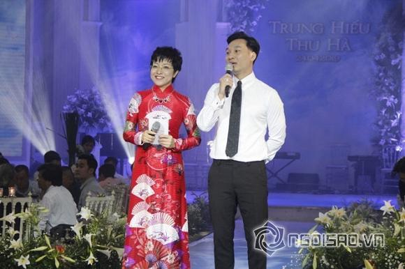 Thảo Vân, Thành Trung giữ vai trò MC tại sự kiện