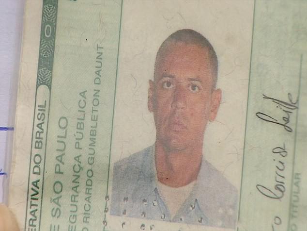 Anh Alessandro Correia Leite, 42 tuổi, là một người dân sinh sống ở thành phố biển Ubatuba, phía Nam Brazil.