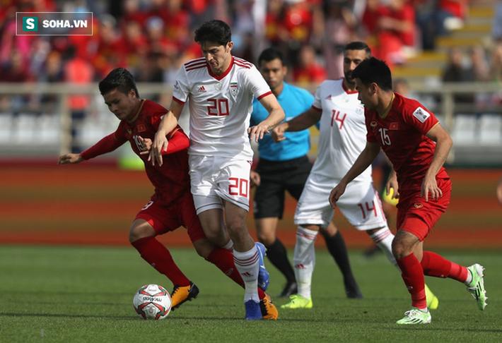 HLV Carlos Queiroz cho rằng tuyển Iran mới đá bằng 60-70% phong độ.