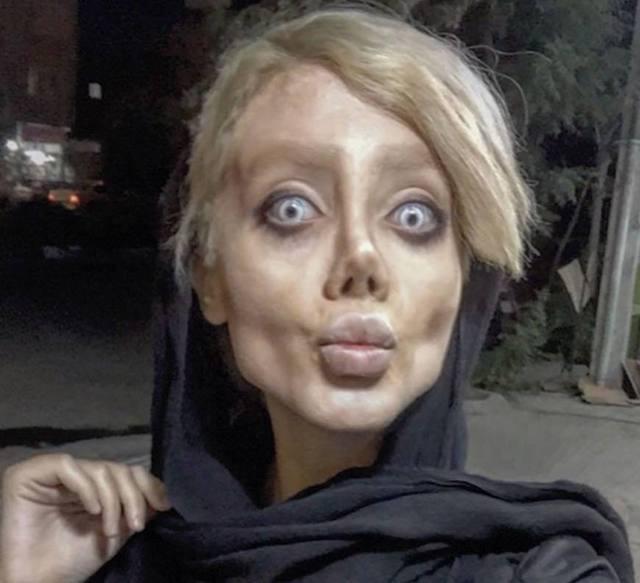 Instagram của Sahar hiện đã có hàng trăm nghìn người theo dõi, tuy nhiên đa số họ đều nhận xét Sahar trông giống như