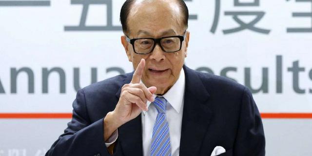 Cá nhân ông Lý Gia Thành từng có thời điểm là doanh nhân giàu có nhất châu Á.