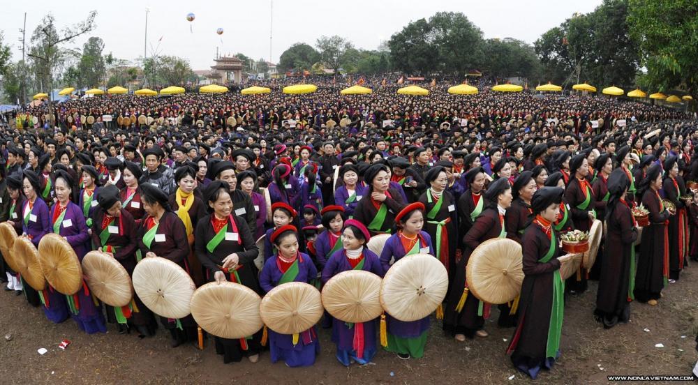 Hội Lim năm nay sẽ chính thức diễn ra vào Chủ nhật, ngày 17/2/2019.