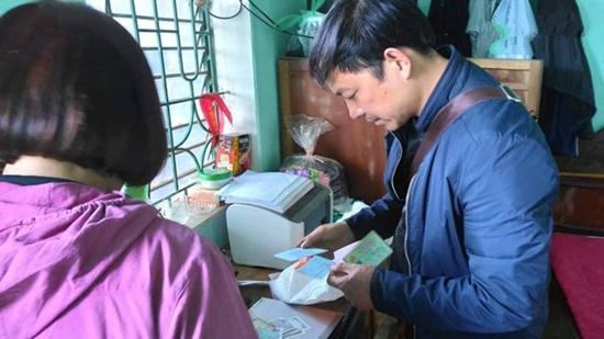 Cơ quan điều tra khám nhà của Vương Văn Nghĩa