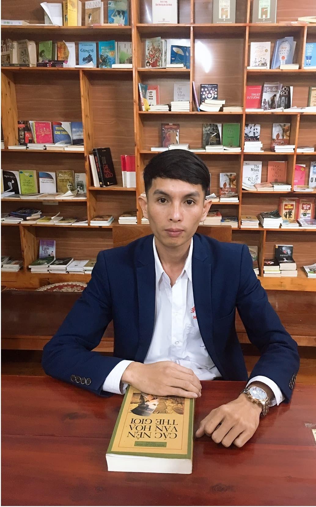 Luật sư Nguyễn Văn Ngọc.