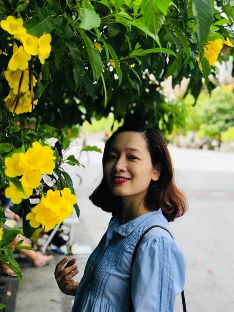 Tác giả Mỹ Trang là biên kịch một số bộ phim truyền hình, điện ảnh.