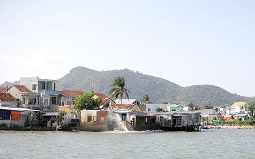 Dự án Cồn Nhất Trí ở Nha Trang bị thu hồi sau 10 năm quy hoạch. Ảnh: An Phước.
