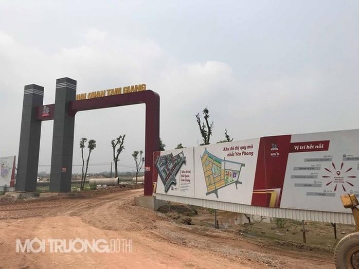 Khu đô thị Hải Quân - Tam Giang.