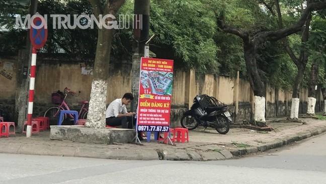 Dự án Khu đô thị Hải Quân - Tam Giang vẫn được giới thiệu rầm rộ, trong khi hạ tầng chưa có!