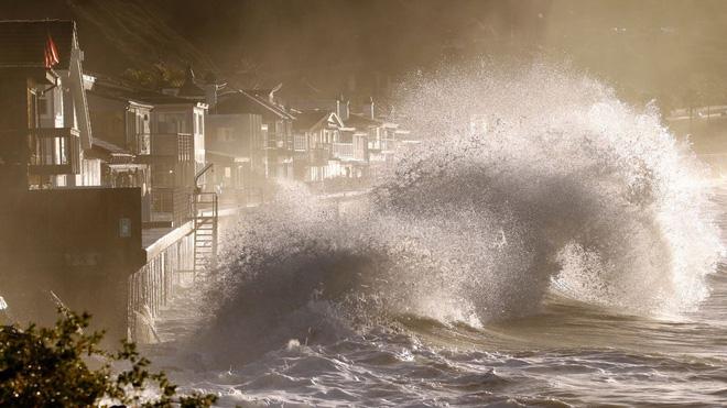 Các quốc gia, thành phố ven biển... chịu tác động nặng nề nhất từ bão, siêu bão. Nguồn: LA Times