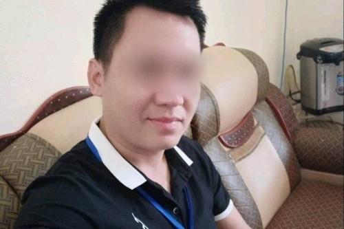Thầy giáo Nguyễn Việt Anh.