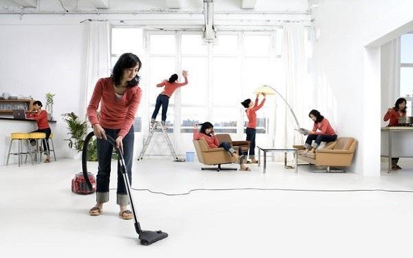 Qin nói rằng cô không biết làm việc nhà, nấu ăn và cũng không muốn học làm những việc đó trong tương lai. Ảnh minh họa