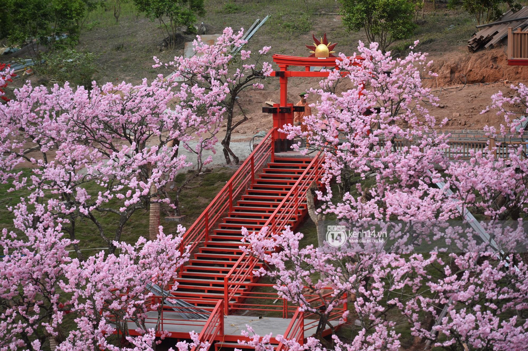 Ngoài ra khi đến đây, du khách sẽ còn được tham quan rất nhiều điểm dừng chân lôi cuốn như: Ga hẹn hò, Đền tình yêu, Cổng mặt trời… Tất cả đều mang hơi hướng kiến trúc Nhật Bản.
