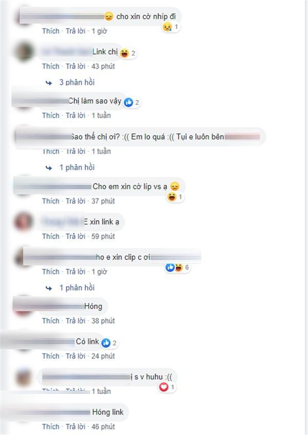 Nhiều người kéo vào tận FB của hotgirl để