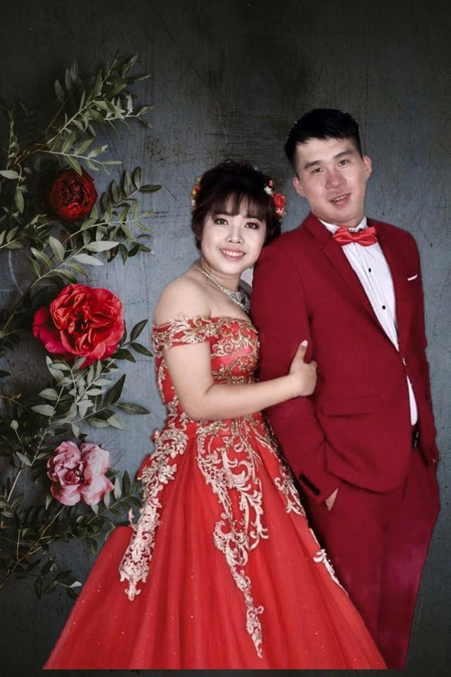 Nhờ dân mạng chỉnh giúp ảnh cưới vì không có điều kiện đi chụp, đôi vợ chồng trẻ nhận về cái kết ấm lòng - Ảnh 4.