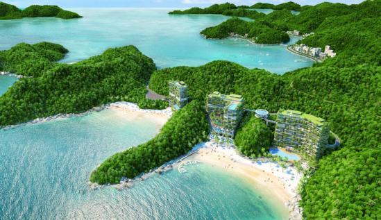 Flamingo Cát Bà Beach Resort - Tuyệt tác xanh bên đại dương bao la.