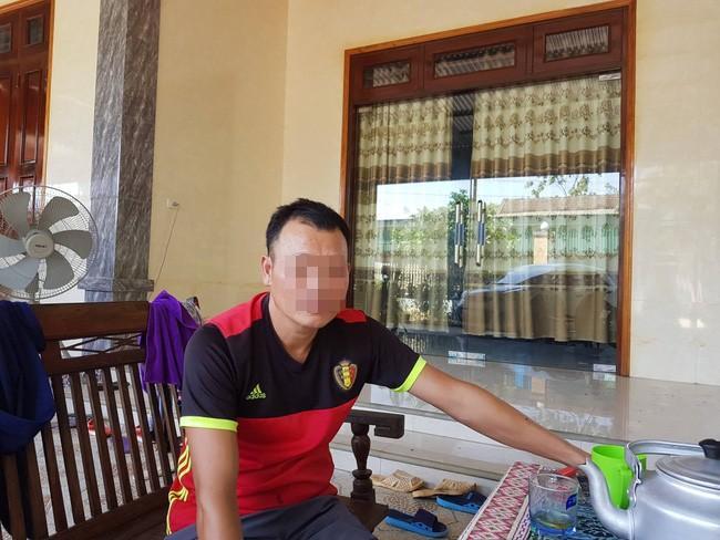 Em trai nạn nhân Linh.