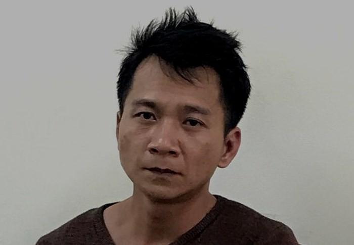 Đối tượng Vương Văn Hùng.