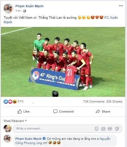 Phạm Xuân Mạnh: