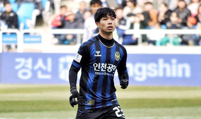 Công Phượng đã kết thúc hợp đồng với Incheon United ngay trước ngày sang Thái dự King