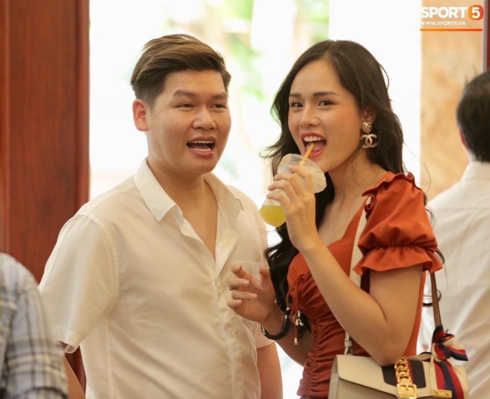 Bạn gái Nguyễn Trọng Đại.