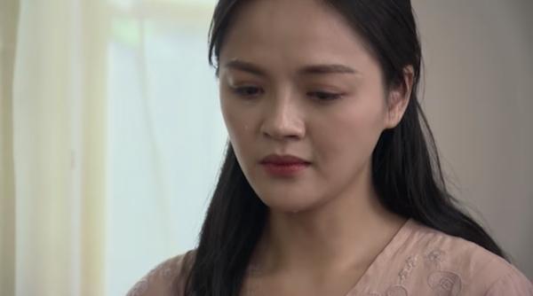 Dương và Bảo đều có những câu nói khiến chị Huệ phải rơi nước mắt