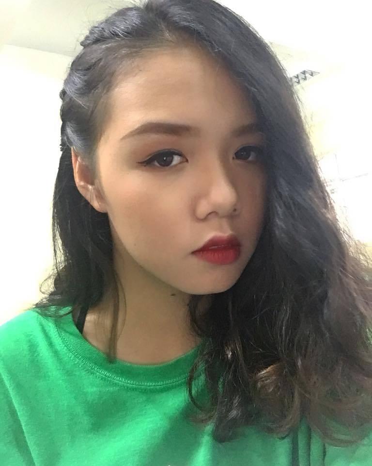 Một số ý kiến cho rằng, Lâm Phương có nét mặt hao hao nữ diễn viên Thu Quỳnh của bộ phim