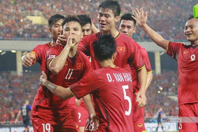 Tuyển Việt Nam có lợi thế nhất định trước lễ bốc thăm