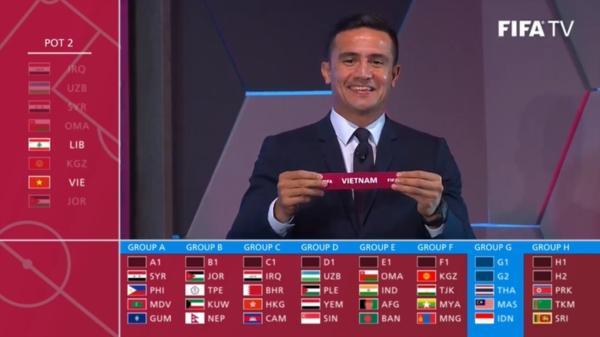 16h25: Việt Nam rơi vào bảng đấu gặp Thái Lan, Malaysia và Indonesia