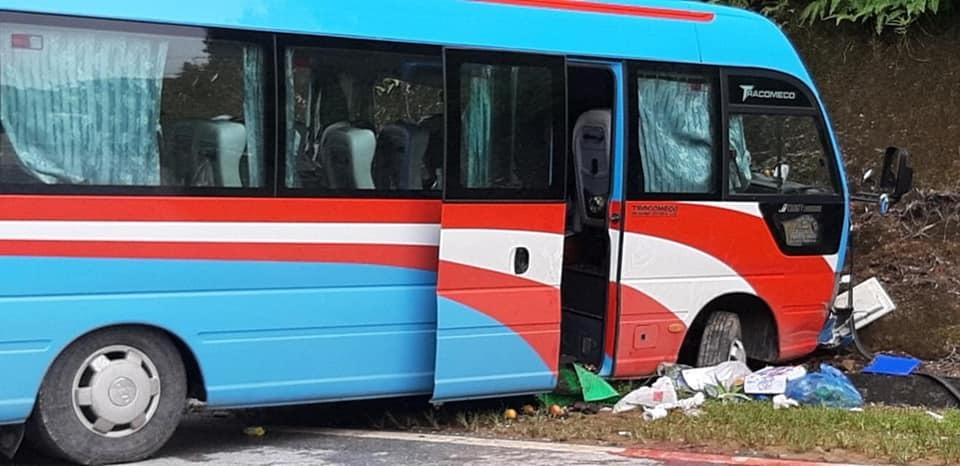 Vụ tai nạn làm 10 người bị thươ ng