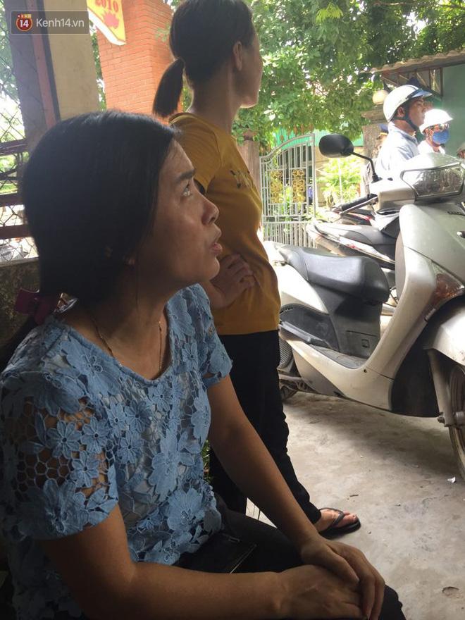 Chị Nguyệt chia sẻ về vụ việc.