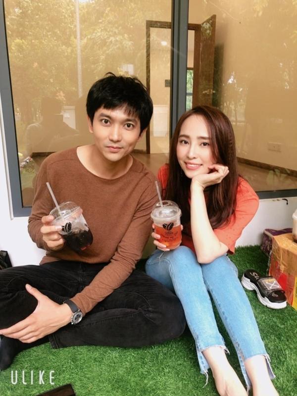 Quỳnh Nga tiếp tục đóng phim mới cùng Tim.
