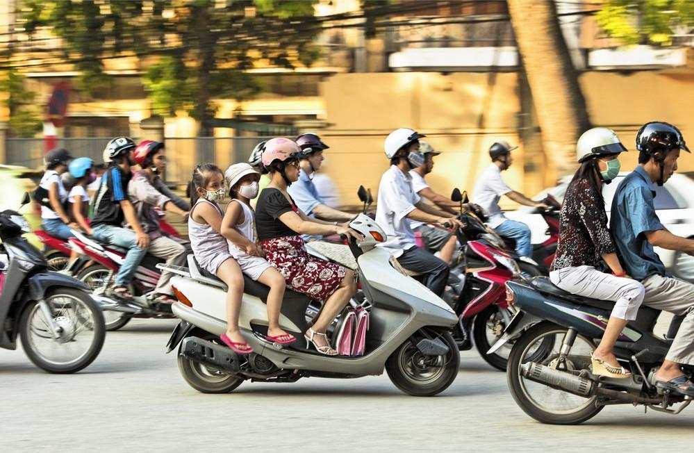 Các phương tiện tham gia giao thông từ nay cần phải chấp hành tốc độ tốt hơn theo Thông tư 31.